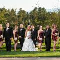 A Wedding at the Club at Flying Horse: Lindsey & Wayne