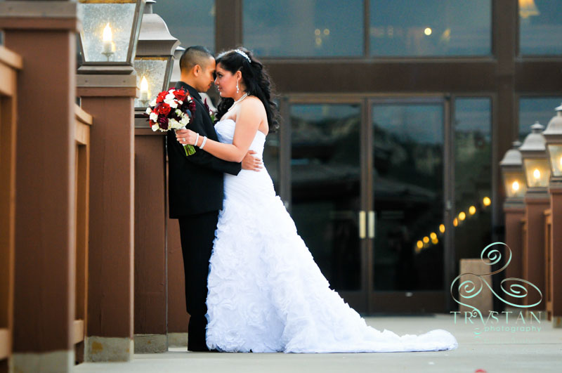 A Wedding at Cheyenne Mountain Resort: Shannon and Romeo