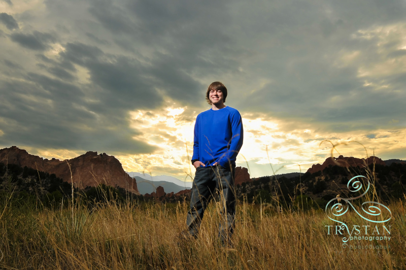 Colorado Springs High School Senior Portraits