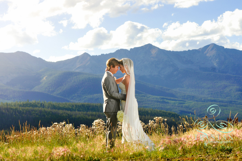 Wedding Photography at Dry Gulch near Breckenridge