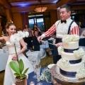 USAFA Cadet Chapel Wedding - Amy & Luke