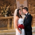 A Wedding at The Air Force Academy Chapel: Brandi & Andrew