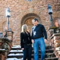 Engagement Portrait Session: Holy Rosary Chapel