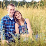 Seniors: Colby and Becca