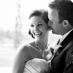 Kristen and Garrett's joyous wedding at the Flying Horse Club
