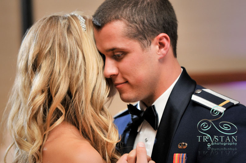A Wedding at The Air Force Academy Chapel: Jaime and Ryan