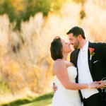 Tori and Tony's Autumn Wedding Revelry at Mt. Princeton Hot Springs