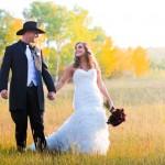 Kelly and Ryan's Ritz-Carlton Bachelor Gulch Wedding – Cowboy-Style