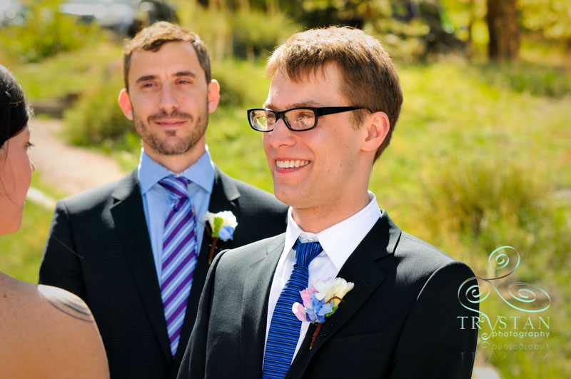 A Wedding at The Halway House in Boulder