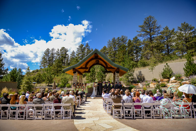 A Wedding at Cielo at Castle Pines