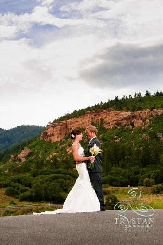 A wedding at the Inn at Palmer Divide