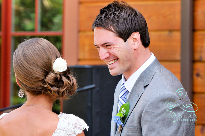 A Wedding at Mountain Thunder Lodge in Breckenridge