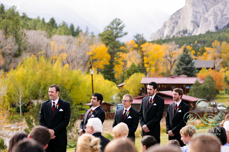 A Wedding at the Mt. Princeton Hot Springs