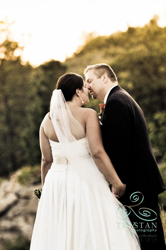 A wedding at The Ridge at Castle Pines North