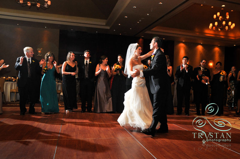 A wedding at The Ritz Carlton and Temple Emanuel