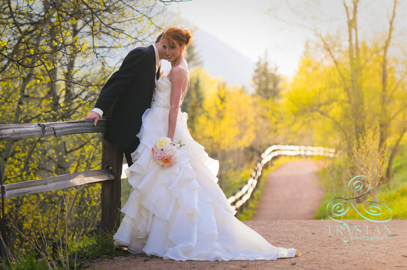 A wedding in Telluride