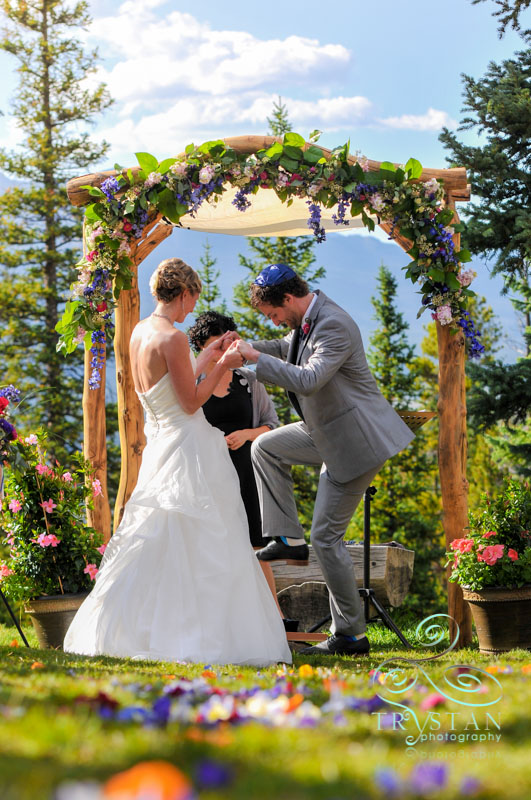 A Wedding at the V3 Ranch In Breckenridge