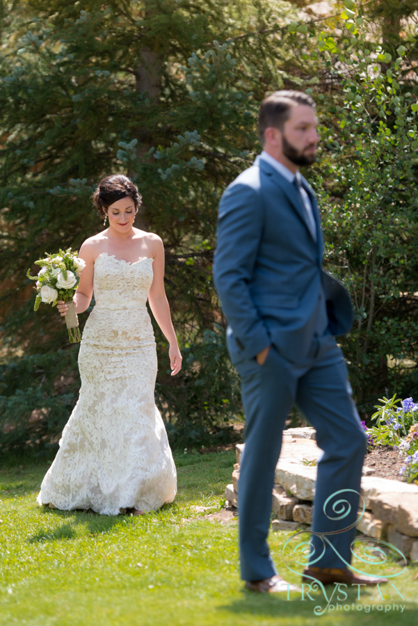 Wedding at Breckenridge Golf Course and Barney Ford House