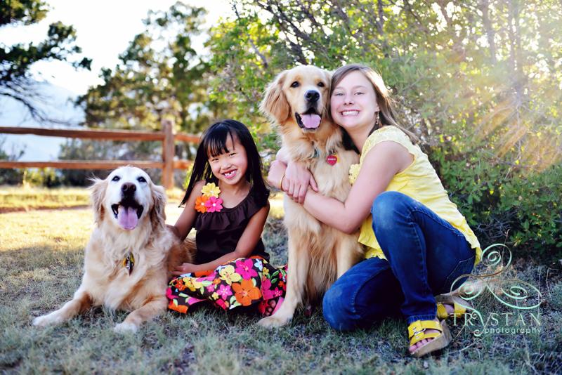 Colorado Springs Family Portraits