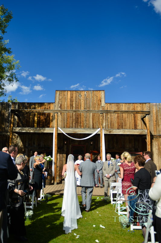 Wedding Photography at Dry Gulch near Breckenridge