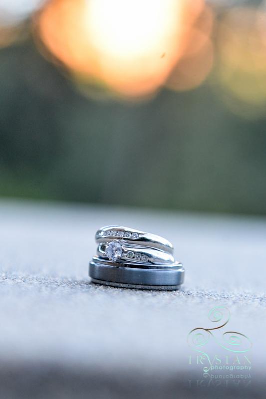 Glen Eyrie Wedding