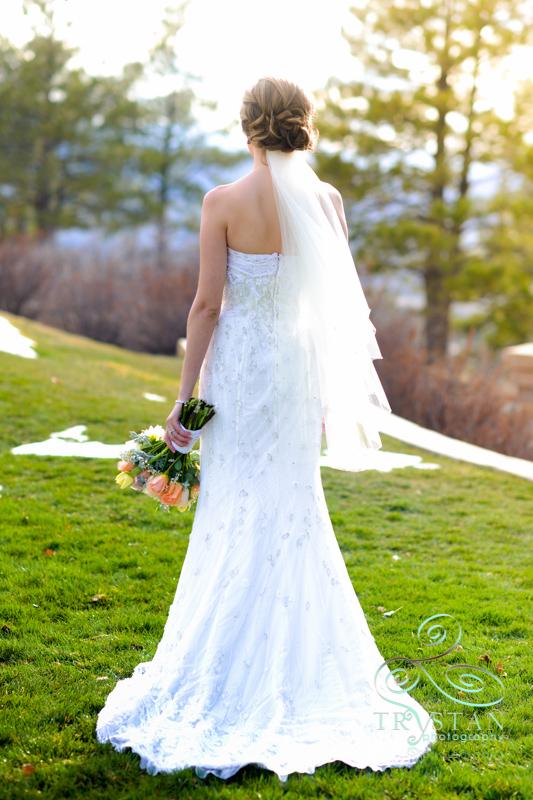 A Wedding at Sanctuary Golf Course