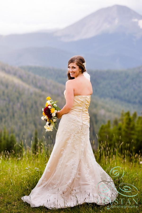 Wedding photography at Timber Ridge at Keystone